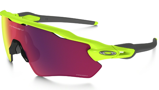 Buy  Oakley Radar EV Path PRIZM Road Retina Burn Collection Online at thetristore.com