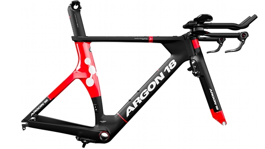 Buy  Argon 18 E-118 Triathlon Frameset Online at thetristore.com