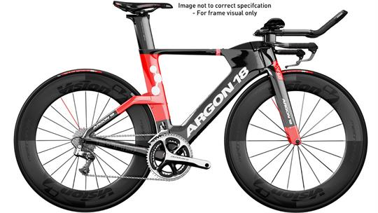 Buy  Argon 18 E-119 R8050 Ultegra Di2 Triathlon Bike  Online at thetristore.com