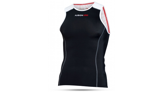 Buy Fusion Triathlon Top Black Online at thetristore.com