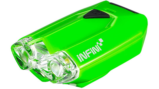 Buy Infini Lava USB Front Bike Light Online at thetristore.com