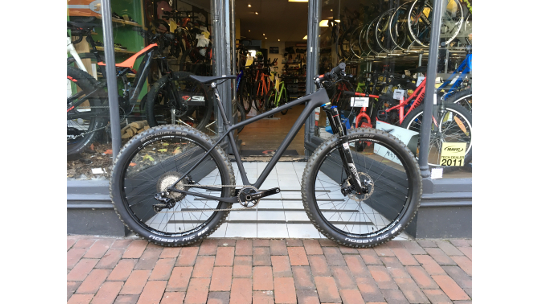 Buy  Ex-Demo Open One+ Hardtail Mountain Bike  Online at thetristore.com