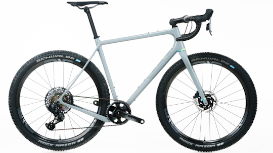 Buy Open WI.DE SRAM AXS Gravel Bike Online at thetristore.com