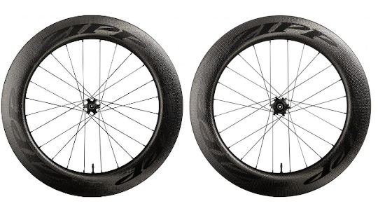 Buy Zipp 808 Firecrest Tubeless Disc Wheelset  Online at thetristore.com