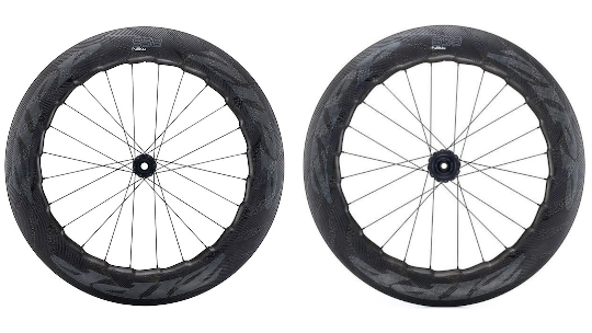Buy Zipp 858 NSW Carbon Clincher Disc Wheelset Online at thetristore.com