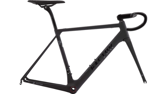 Buy  Factor O2 Rim Brake Frameset  Online at thetristore.com