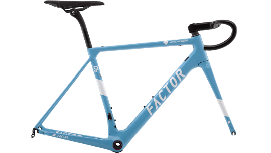 Buy Factor O2 Disc Brake Frameset  Online at thetristore.com