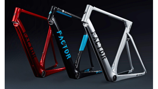 Buy Factor One Disc Brake Frameset Online at thetristore.com