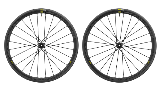 Buy  Mavic Ksyrium Elite Disc Wheels  Online at thetristore.com