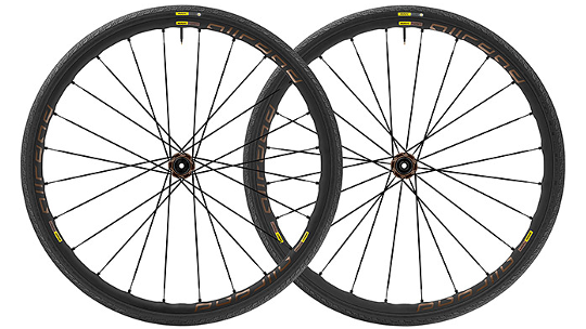 Buy Mavic Allroad Pro Tubeless Disc Wheelset 2018 Online at thetristore.com