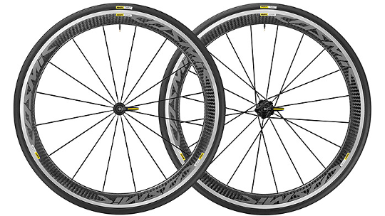 Buy Mavic Cosmic Pro Carbon Wheelset Online at thetristore.com