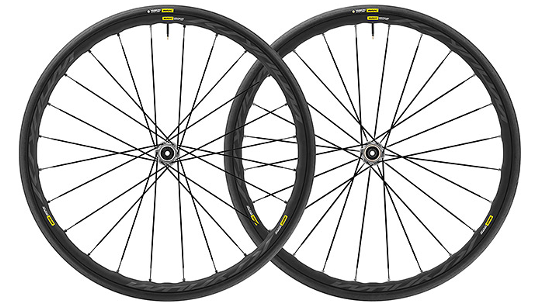 Buy Mavic Ksyrium Elite Disc Tubeless Ready Wheelset 2018 Online at thetristore.com