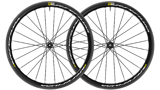 Buy  Mavic Ksyrium Disc Wheelset 2018 Online at thetristore.com