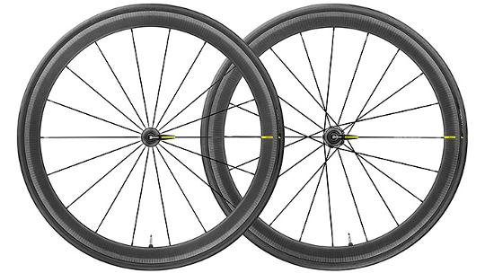 Buy Mavic Cosmic Pro Carbon UST Wheelset Online at thetristore.com