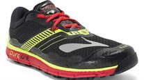 Buy  Brooks Men's PureGrit 5 Trail Running Shoes, Online at thetristore.com #1