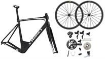 Buy S-Works Roubaix Disc Frameset Tristore Ultegra Di2 Build Online at thetristore.com